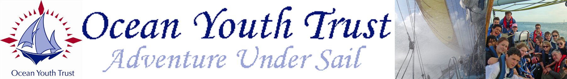 Ocean Youth Trust: Adventure Under Sail
