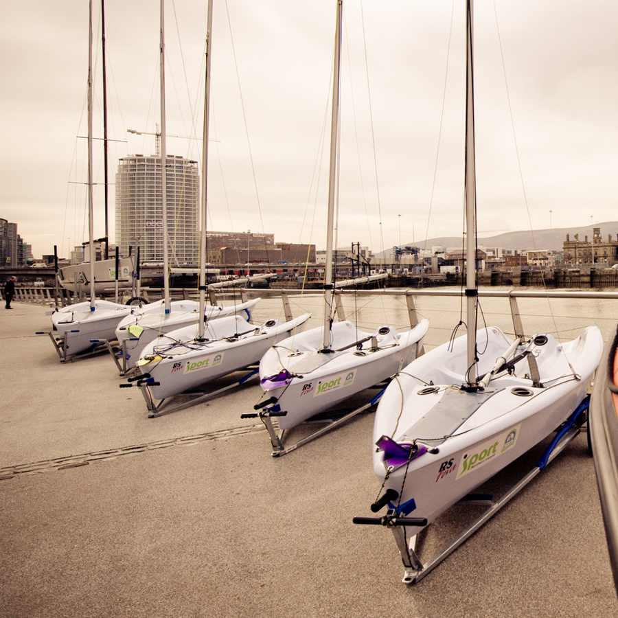 Small boat fleet - OYT Ireland